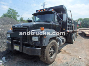 1994 Tandem Axle Mack Dump Truck RD690S Model