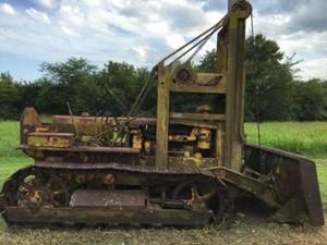 1944 Caterpillar D4 Crawler Tractor