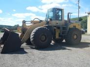 Komatsu WA450 wheel loader
