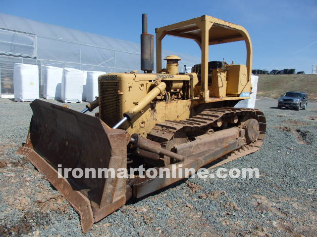 International TD-15 Dozer