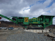 2012 McCloskey J50c Jaw Crusher
