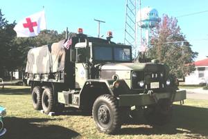 1980 Military AM General 6x6 Deuce and Half