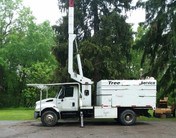 2003 International 4200 Bucket Truck