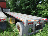 2000 Transcraft Eagle II Spread Axle 48' Aluminum Trailer