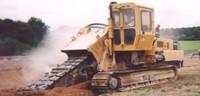 2000 Vermeer T755 Commander Trencher Machine