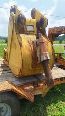 "Brand New Cat Excavator Single Shank Ripper 30"" Bucket"