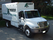 2006 International 4300 30 yard Chip Truck