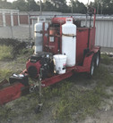 1998 Crafco E-Z Pour 200 Melter Asphalt Crack Sealer