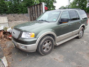 2005 Ford Eddie Bauer Expedition 4wd