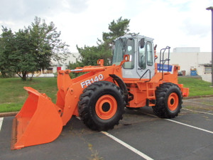 1996 Fiatallis FR 140 Wheel Loader