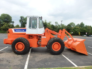 1986 Fiatallis FR 12B Wheel Loader