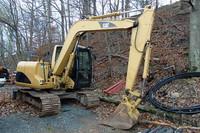 2005 Cat 307C Midi Excavator