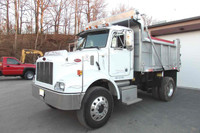 Used 2004 Peterbilt 330 single axle dump truck