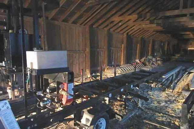Saw Mill For Sale >> Timberking 2000 Sawmill