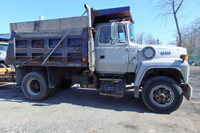 1994 Ford L8000 Single Axle Dump Truck Heated Body
