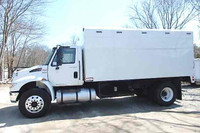 2011 30 yard Arbortech Dump Chip Truck