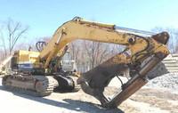 Used 1987 Komatsu PC650-3 Excavator