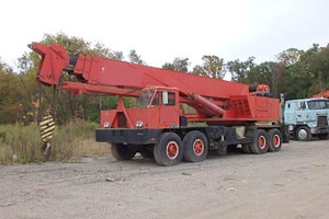 Used 1978 P&H T-750 Crane for sale