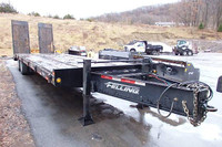 Used 2018 Felling TP 45 2LP Deck Over Trailer