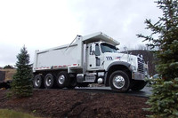 Used 2017 Mack GU713 Granite