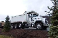 Used 2017 Mack GU713 Granite