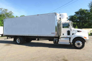 2013 Peterbilt Reefer Truck