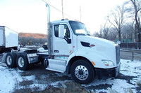 Used 2014 Peterbilt 579 Tandem Allison Auto Day Cab