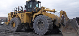 Used 2009 Cat 992K Wheel Loader