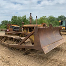1942 Antique Caterpillar Crawler Tractor D7