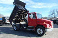 2003 Freightliner Single Axle Dump FL70 w 10'' Steel Dump Body