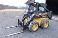 Used 2001 New Holland LS160 Skid Steer