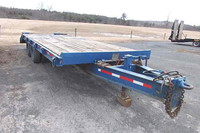 Used 1988 Interstate 20 Ton Tag Trailer