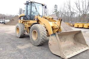Used 2004 Cat 928G Wheel Loader