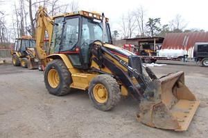 Used 2005 Cat 420D IT