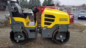 Used 2017 Wacker Neuson RD27-120