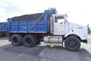 Used 2000 Kenworth T800 Tandem Axle Dump Truck
