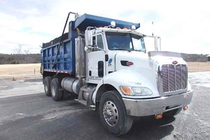 Used 2006 Peterbuilt PB335 Tandem Axle Dump Truck