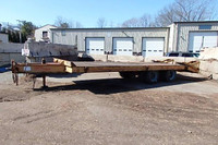 Used 1987 Custom 20 Ton Tag Trailer