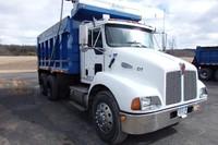Used 2004 Kenworth T300 tandem axle dump truck
