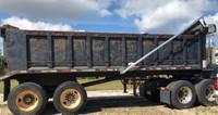 Palmer TA-24H dump trailer