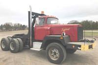 1973 FWD 6x6 5x2 Trans Winch Truck Tandem Axle