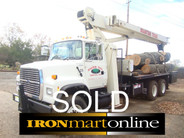 1997 Ford LNT 8000 National 800 C Truck Crane