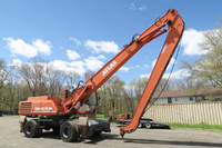 2005 Atlas 1804 MI Wheel Scrap Handler