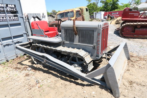 1929 Cat 15 Antique Crawler Tractor