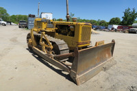 Used 1961 Caterpillar D4C Crawler Dozer