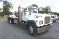 1994 Mack Tandem RD688S 21ft Steel Flatbed