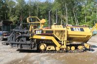2004 Cat AP650B Paver 8-16 A-B Mat Screed Option Loaded