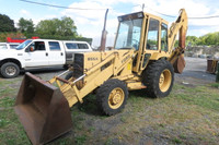 Ford 655A Backhoe Loader 4x4 Low Hrs Ready to Work