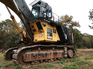 PC1800-6 Komatsu Excavator 2003 used for sale