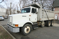 Used 1996 International 9200 Tri Axle Dump Truck